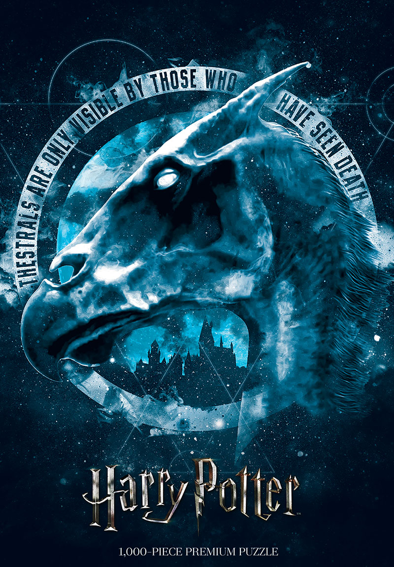 Puzzle: Harry Potter: Thestral