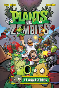 Plants Vs Zombies: Lawnmageddon HC