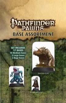 Pathfinder Pawns: Base Assortment