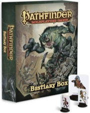 Pathfinder Role Playing Game: Pawns: Bestiary Box