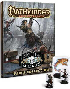 Pathfinder: Adventure Path: Skull and Shackles: Pawn Collection