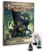 Pathfinder Pawns: Shattered Star Pawn Collection