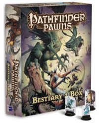 Pathfinder Role Playing Game: Pawns: Bestiary Box 2