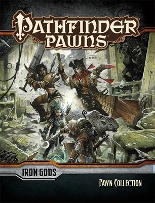 Pathfinder Pawns: Iron Gods Adventure Pawn Collection