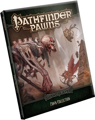 Pathfinder Pawns: Giantslayer Adventure Path