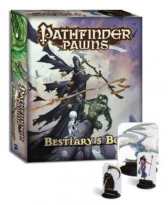 Pathfinder Role Playing Game: Pawns: Bestiary 5 Box