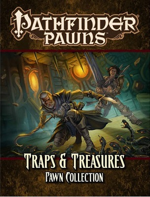 Pathfinder Pawns: Traps and Treasures