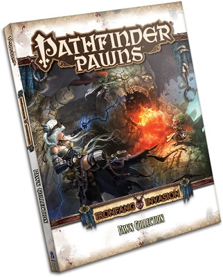Pathfinder Pawns: Ironfang Invasion Collection