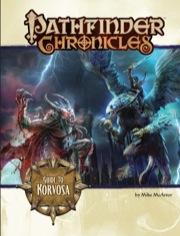 Pathfinder Chronicles: Guide to Korvosa - Used