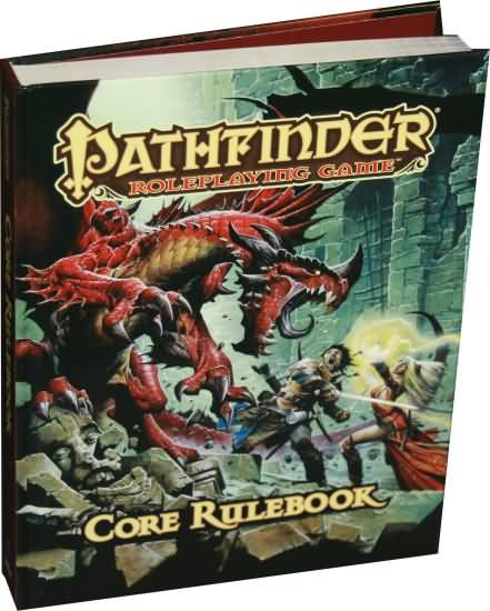 Pathfinder Role Playing Game: Core Rulebook