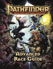 Pathfinder Role Playing Game: Advanced Race Guide - Used