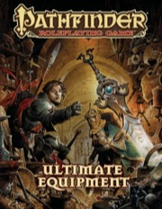 Pathfinder Role Playing Game: Ultimate Equipment HC - Used