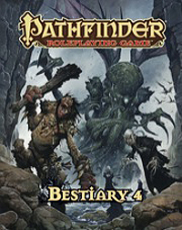 Pathfinder Roleplaying Game: Bestiary 4 - Used