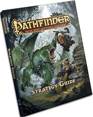 Pathfinder Role Playing Game: Strategy Guide HC - Used