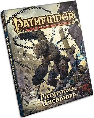Pathfinder: Player Companion: Pathfinder Unchained HC - Used