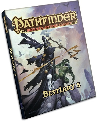 Pathfinder Role Playing Game: Bestiary 5 HC