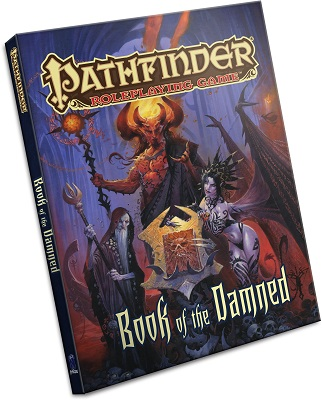 Pathfinder Role Playing Game: Book of the Damned