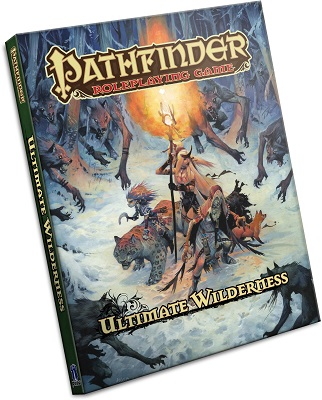 Pathfinder Role Playing Game: Ultimate Wilderness HC
