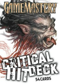 Pathfinder Role Playing Game: Critical Hit Deck