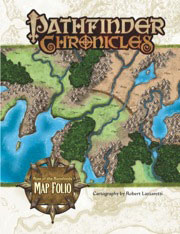 Pathfinder Chronicles: Rise of the Runelords: Map Folio