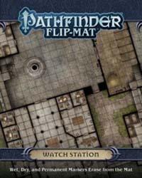 Pathfinder: Game Mastery: Flip-Mat: Watch Station