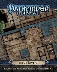 Pathfinder: Game Mastery: Flip-Mat: Seedy Tavern