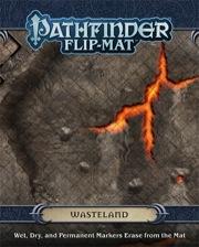 Pathfinder: Flip-Mat: Wasteland