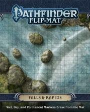 Pathfinder: Game Mastery: Flip-Mat: Falls and Rapids