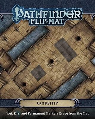 Pathfinder: Game Mastery: Flip-Mat: Warship