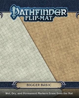 Pathfinder: Game Mastery: Flip-Mat: Bigger Basic