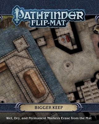 Pathfinder: Flip-Mat: Bigger Keep