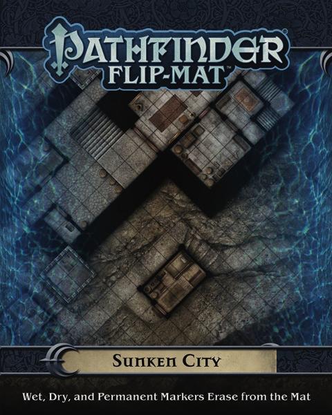 Pathfinder: Flip-Mat: Sunken City