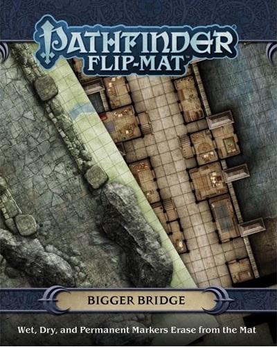 Pathfinder: Flip-Mat: Bigger Bridge