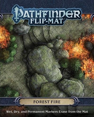 Pathfinder: Flip-Mat: Forest Fire
