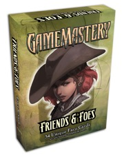 Pathfinder: Game Mastery: Friends and Foes