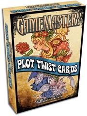 Pathfinder: Game Mastery: Plot Twist Cards