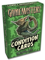 Pathfinder: Game Mastery: Condition Cards