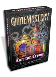 Pathfinder: Game Mastery: Carrion Crown