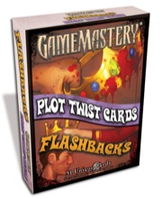Pathfinder: Game Mastery: Plot Twist Cards: Flashbacks