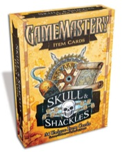 Pathfinder: Game Mastery: Skull and Shackles