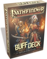 Pathfinder Role Playing Game: Buff Deck Card