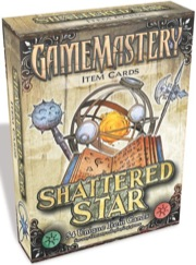Pathfinder: Game Mastery: Shattered Star