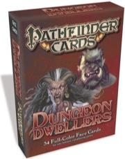Pathfinder: Cards: Dungeon Dwellers