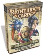 Pathfinder: Cards: Shattered Star Face Cards