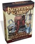 Pathfinder: Cards: Iconic Equipment Item Cards