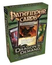 Pathfinder: Cards: The Dragon?s Demand Campaign