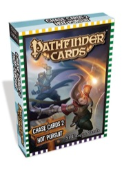 Pathfinder: Cards: Chase Cards 2: Hot Pursuit