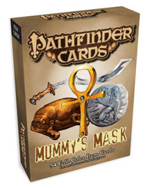 Pathfinder: Cards: Mummys Mask