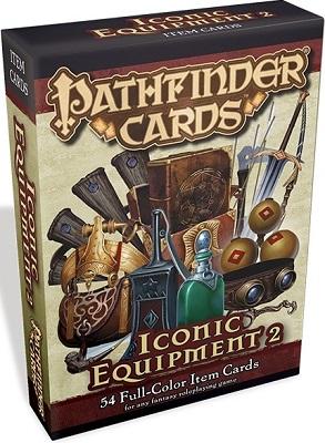Pathfinder: Cards: Iconic Equipment 2