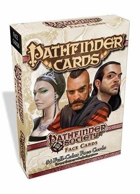 Pathfinder: Cards: Pathfinder Society Face Cards